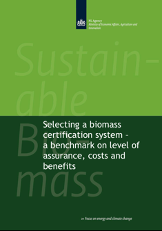 Selecting a biomass certification system